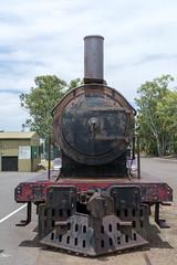 RX160 (Dermis50) Tags: stock anr wharf railways southaustralia rolling sar steamengine murrayriver murraybridge rx160