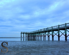 walnut  Beach Pier at Low tide (Singing With Light) Tags: sunset fall reflections photography cool 1212 downtown december sony ct batman milford walnutbeach mirrorless sonykitlens sony16mm28 bahbahra singingwithlight singingwithlightphotography sonya6000 sony24240 lightjj 22nd12th