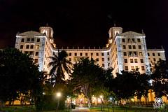 Hotel National de Cuba (andrea.prave) Tags: light luz night hotel noche nacht lumire havana cuba national havanna notte luce kuba  albergo lahabana    lavana     lahavane  avava   hotelnationaldecuba