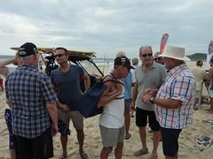 Palm Beach (Qld) SLSC - Launch of refurbished surfboat Palm Beach 2016 - Photo Lloyd Kenny P1100430 (john.robert_mcpherson) Tags: beach palm qld launch refurbished 2016 slsc surfboat
