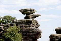 Brimham Rocks, Pateley Bridge, North Yorkshire (Kingsley_Allison) Tags: brimhamrocks yorkshire dales brimham rocks seatedman westerdale castletonrigg northyorkshiremoors statue seanhenry nikon nikond7200 d7200 uk nationaltrust
