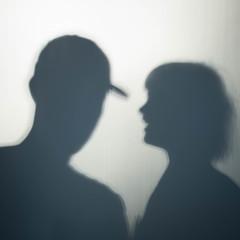 213/365 Talking shadows