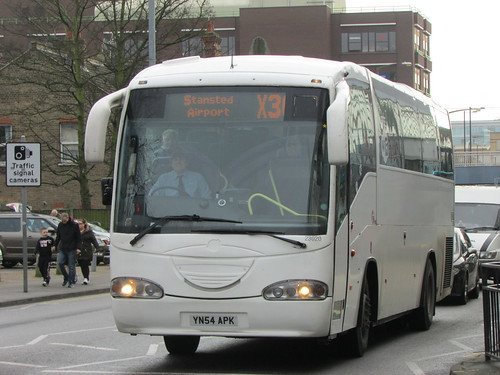 First Essex Buses 23020
