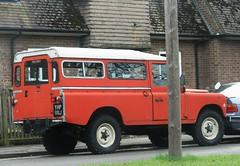 YHP 911J (2) (Nivek.Old.Gold) Tags: 3 hardtop 1971 rover land series 109 2286cc