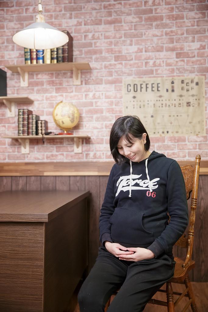 孕婦寫真,孕婦攝影,蘿絲可可,孕婦棚拍,Doris041