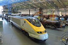 Class 373, 3308 (mike_j's photos) Tags: museum nikon eurostar nrm 3308 class373 nationalrailway p530