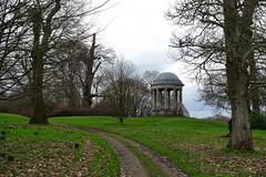 'Greek Temple' - Petworth Park (julius_agricola35) Tags: england greektemple petworthpark