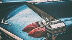 1959 Cadillac Coupe De Ville (ehanoglu) Tags: classic wet rain vintage turkey cool classiccar tail trkiye istanbul cadillac rainy deville coupe han taillights 1959 emre exoticistanbul emrehanoglu emrehanolu hanolu