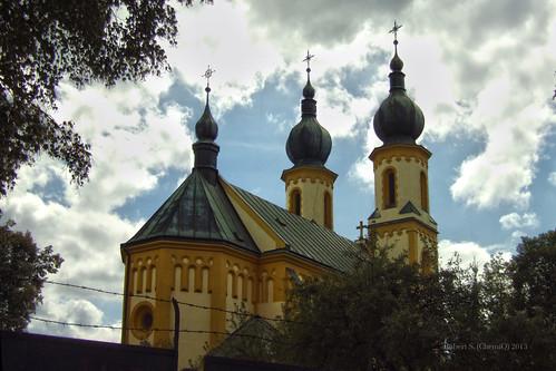 Bardejov 2013 - Gréckokatolícka cirkev