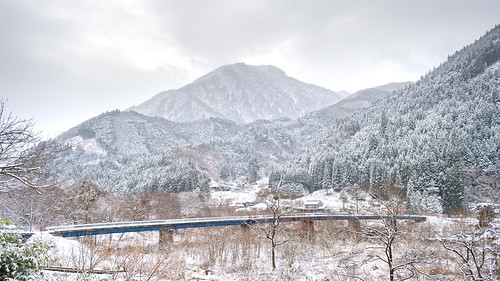 Winter at Takahara River