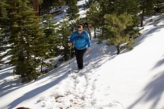 (daniel.hughley) Tags: snow bunny hiking angelesnationalforest cran angelescresthighway watermanmountain watermanmountaintrail