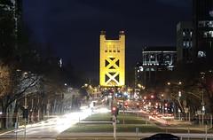 Capital Mall 1 (dcnelson1898) Tags: california city longexposure nightphotography night town tripod sacramento statecapitol centralvalley sacramentocounty nikond750