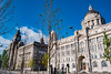 3 Graces in Spring (nicknpd) Tags: uk liverpool maritime mersey merseyside 3graces