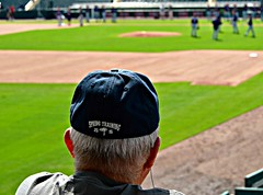 Spring Training 2016 -- Minnesota Twins (forestforthetress) Tags: man game color sports minnesota sport nikon baseball outdoor stadium players minnesotatwins omot
