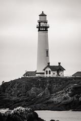 Pigeon Point Light House close up (satoshikom) Tags: lighthouse weekend pigeonpoint californiacoast pigeonpointlighthouse canoneos60d canonef100400mmf4556lisiiusm