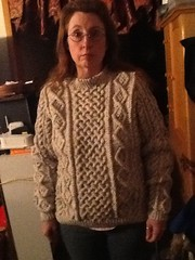 Womens fashion aran wool sweater (Mytwist) Tags: irish woman white sexy heritage classic wool girl fashion lady female fetish vintage cozy sweater fisherman fuzzy ivory craft style yarn cables blonde passion jumper knitted expensive heavy milf aran pullover authentic bulky laine crewneck vouge handknitted sweatergirl knitwear cabled stricken woolfetish aransweater handgestrickt mytwist ecury aranjumper aranstyle knittingparadise