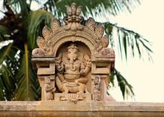Gaea (Shrimaitreya) Tags: india temple ganesha god indian religion ganesh thanjavur hindu hinduism tamilnadu ganapati
