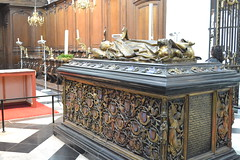 Tomb of Charles the Bold - Onze-Lieve-Vrouwekirk (Church of our Lady), Bruges. (greentool2002) Tags: