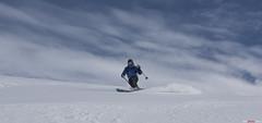 Powder... (bent inge) Tags: ski norway march skiing telemark telemarkskiing haukeli 2016 norwegianmountain bentingeask