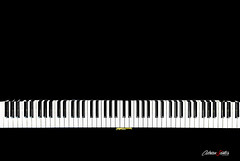 Piano (adrivallekas) Tags: blackandwhite music white black blanco lines canon keyboard play teclado song background negro piano sound notas concept msica petrov lineas teclas concepto cancin canoneos6d soindo