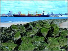 River Mersey Scenes (exacta2a) Tags: rivers shipping newbrighton liverpoolmerseyside