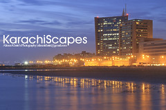 Sea View, Karachi (Aliraza Khatri) Tags: pakistan sunset sea beach beautiful beauty mall cityscape view harbour front karachi clifton sindh dolmen dha arabiansea khatri aliraza alirazakhatri iamkarachi karachiscapes