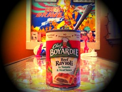 Happy National Ravioli Day! (Friendly Joe) Tags: salt sodium ravioli chefboyardee ettoreboiardi hectorboyardee mrsboyardee