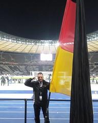Work For German National Football Team