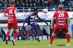 10580924-097 (rscanderlecht) Tags: sports sport foot football belgium soccer playoffs oostende roeselare ostend voetbal anderlecht playoff rsca mauves proleague rscanderlecht kvo schiervelde jupilerproleague