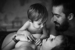 Dimas, Milo y Sandra... (Ral Barrero fotografa) Tags: family portrait baby seleccionar