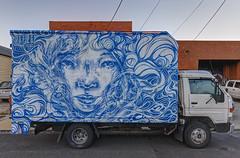 Mike Eleven Brunswick 2016-04-24 (6D_1479-81) (ajhaysom) Tags: streetart graffiti melbourne brunswick eleven canon1635l landofsunshine canoneos6d