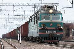 VL80S-1179 Almaty Province, Kazakhstan, 26.03.16 (dmilissin) Tags: kazakhstan almatyregion vl80s vl80s1179