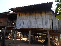 Doi Inthanon NP, Thailand (Jan-2016) 10-002 (MistyTree Adventures) Tags: house building thailand wooden asia seasia outdoor traditional karen hilltribe doiinthanon panasoniclumix karenhilltribe doiinthanonnationalpark hilltribevillage