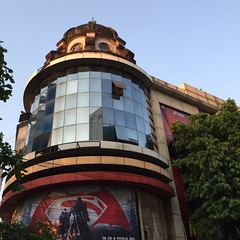 Roxy Talkies[2016] (gang_m) Tags: 映画館 cinema theatre インド india india2016 kolkata calcutta コルカタ カルカッタ