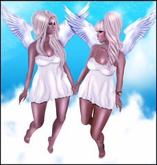 # 391 New from GlamRus  (Bell Dz (Bloer & Poorp ) Tags: life angel sl second poses glamrus