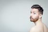 (Damien Cox) Tags: uk portrait selfportrait man male me face self ego myself beard eyes nikon masculine ears moi messyhair autorretrato scruff stubble i damiencox damiencoxcouk