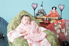 """SAKIKO -  The Doll Festival """"HINA-MATSURI"""". (MIKI Yoshihito. (#mikiyoshihito)) Tags: daughter  sakiko      02"""