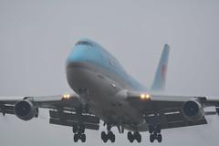 KOREAN AIR HL7498 () Tags: 747400 hl7498