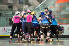 CNYRD_Wonder_Brawlers_vs_South_Shire_Battle_Cats_18_20160402 (Hispanic Attack) Tags: rollerderby battlecats srd cnyrd centralnewyorkrollerderby southshirerollerderby