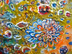 nearer than the sun, liquid painting, scott richard (the art of liquid painting) Tags: life california seattle santa new york city dahlia flowers light sky flower art alan night self painting scott death golden rainbow san francisco artist spectrum fireworks manhattan stock explosion free diego jewelry petal barbara richard painter lives fe jewels liquid royalty dahlias particles determination footage exploding exiting torbakhopper