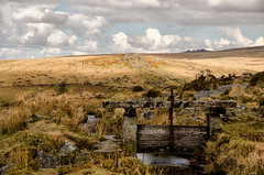 Aiming for the Top! (smudger600) Tags: landscape tor walkers dartmoor
