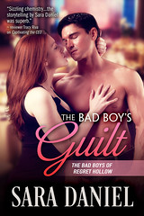 The Bad Boy's Guilt (CoverReveals) Tags: secondchance contemporary romance smalltown badboy