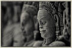 Terrace of the Leper King_Angkor Thom_MGL8756-Edit.jpg (MarcBton) Tags: sculpture cambodia carving angkor bayon leperking kmer