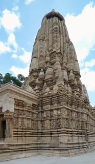 India - Madhya Pradesh - Khajuraho - Khajuraho Group Of Monuments - Adinath Temple - 12