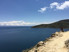 Lago Titicaca (Maitemardones) Tags: lake me titicaca nature island bolivia isladelsol beautifulnature