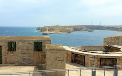 Malta Fortress (sirgunho) Tags: world sea italy history st museum ancient war fort britain united elmo great navy royal malta knights national guns states airforce maltese fortress invasion gladiator swordfish allies valetta luftwaffe hystory