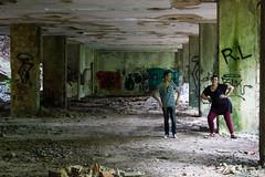 Esqueleto (dvasconcellos27) Tags: abandoned riodejaneiro ruins explore urbannature urbex abandonado soconrado explorao