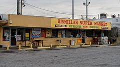 Bismillah Super Market (micro.burst) Tags: atlanta georgia suburban storefronts brookhaven dekalbcounty olympusem10 dxoopticspro10