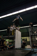 Double Layout (LukeStonesPhotos) Tags: jump mat flip freerunning parkour gainer 4tlom