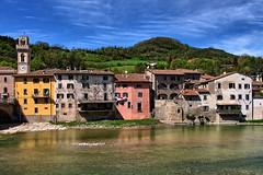 Santa Sofia (FC) (Roby Ferrari) Tags: santa panorama river sofia fiume hdr cesena forl
